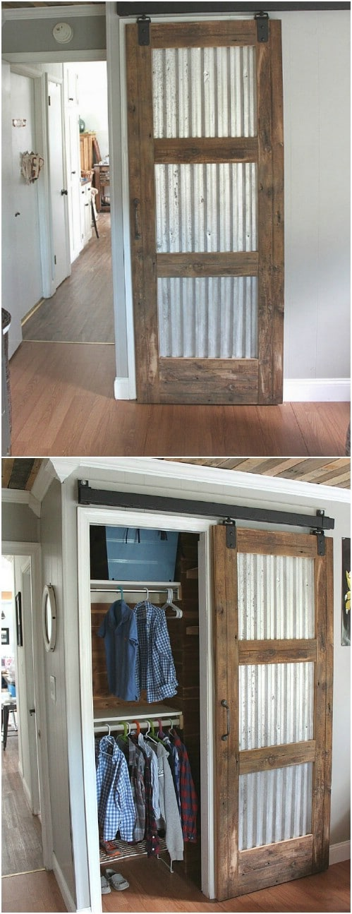 farmhouse design  15 diy barn door projects