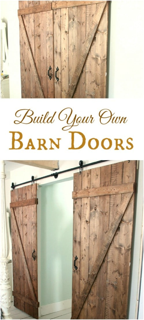 """Medieval"" Barn Door Project"