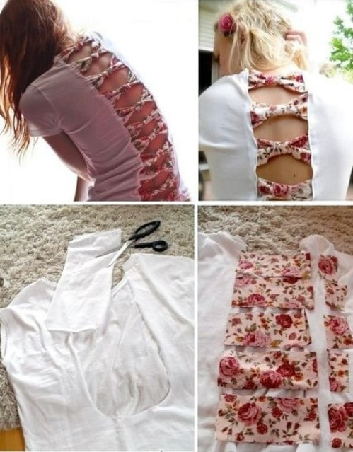 DIY Fashion: 15 Creative Ways to Refashion Your T Shirts