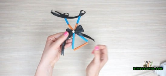Necklace - 5 Amazing Straw Projects In Just 4 Minutes