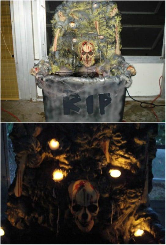 Cheap Halloween Yard Decorations