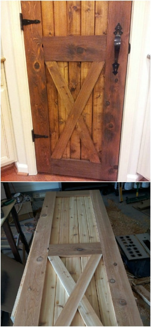 60 Diy Barn Door Projects To Add Some Farmhouse Flair To