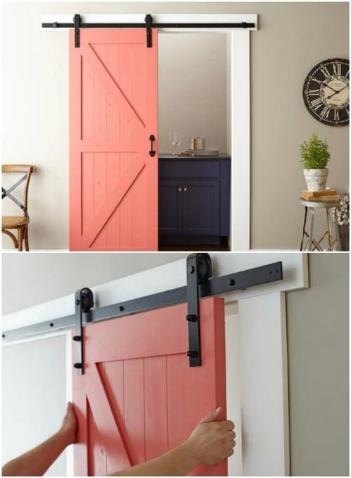 Easy Tutorial for Sliding Barn Door