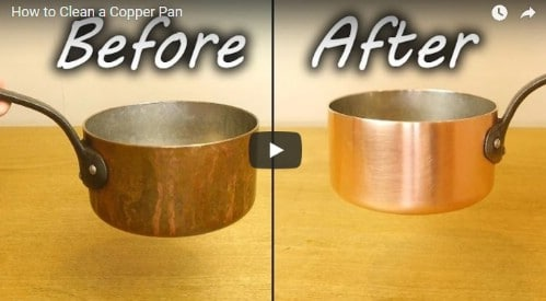 Copper Pot Cleaner