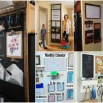 50 Genius Command Center Ideas to Get Your Household Organized