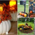 20 DIY Outdoor Fall Decorations That'll Beautify Your Lawn And Garden