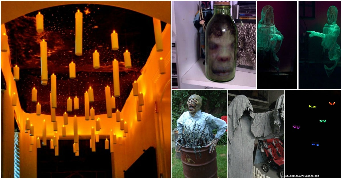 25 Gruesome DIY Haunted House Props To Make Your Halloween The Scariest Ever