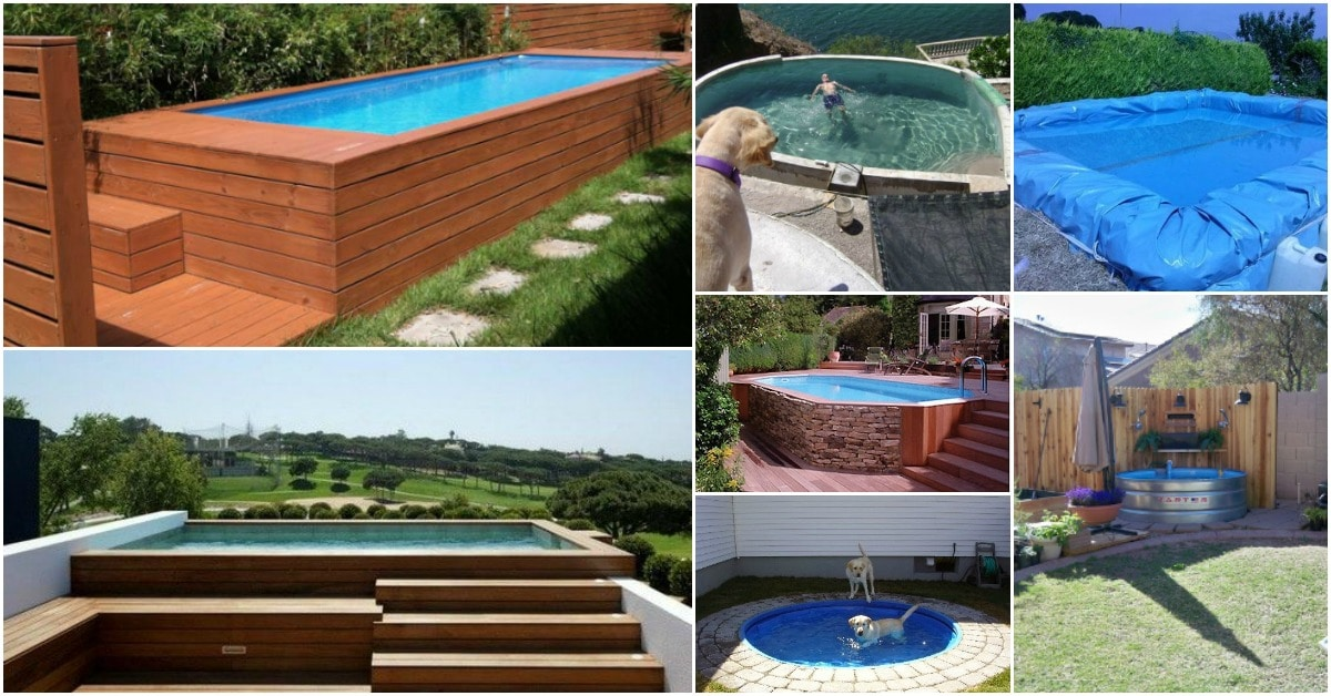 38 Genius Pool Hacks To Transform Your Backyard Into Your Own