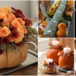 21 DIY Thanksgiving Centerpieces That Will Be The Star Of Your Dinner Table