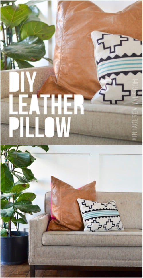 Home Decor 16 Easy And Creative Diy Pillow Projects