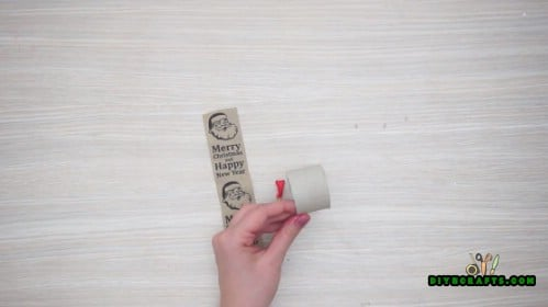 Merry Christmas Napkin Ring - How to Make 5 Festive Holiday Napkin Rings In Under 2 Minutes