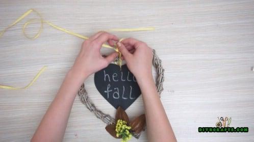 Hello Fall - Tutorial