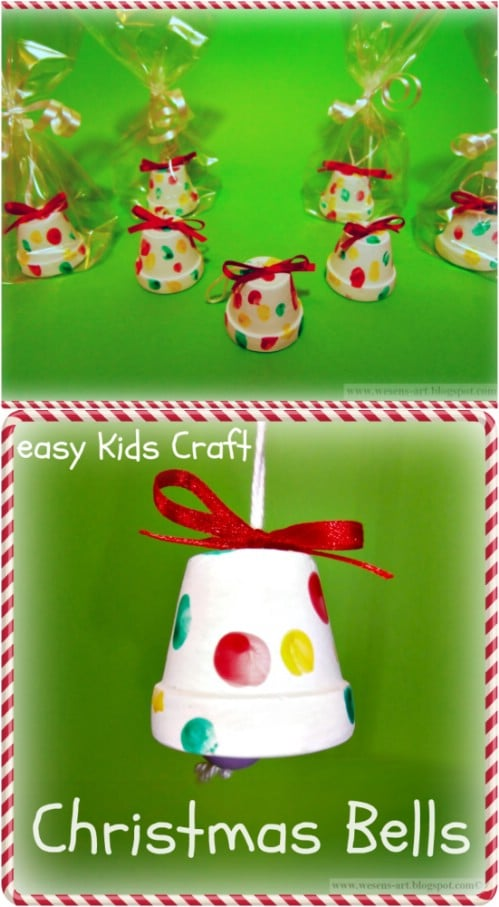 20 Diy Clay Pot Christmas Decorations That Add Charm To
