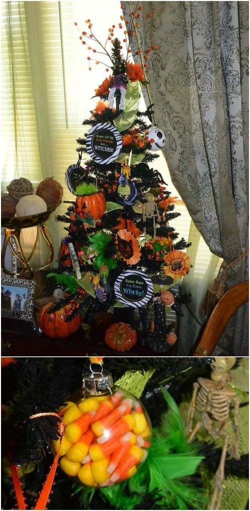 Famous Halloween Trees – 15 Fun And Creative Ways To Prepare and Decorate  IQ27