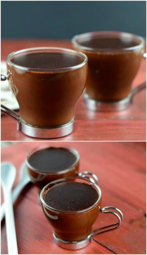 Barcelona Style Hot Cocoa