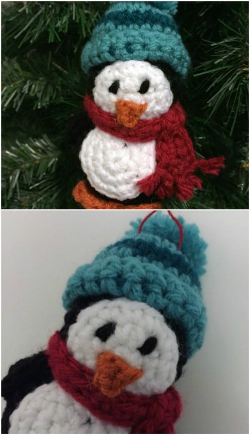 30 Easy Crochet Christmas Ornaments To Decorate Your Tree Diy Crafts