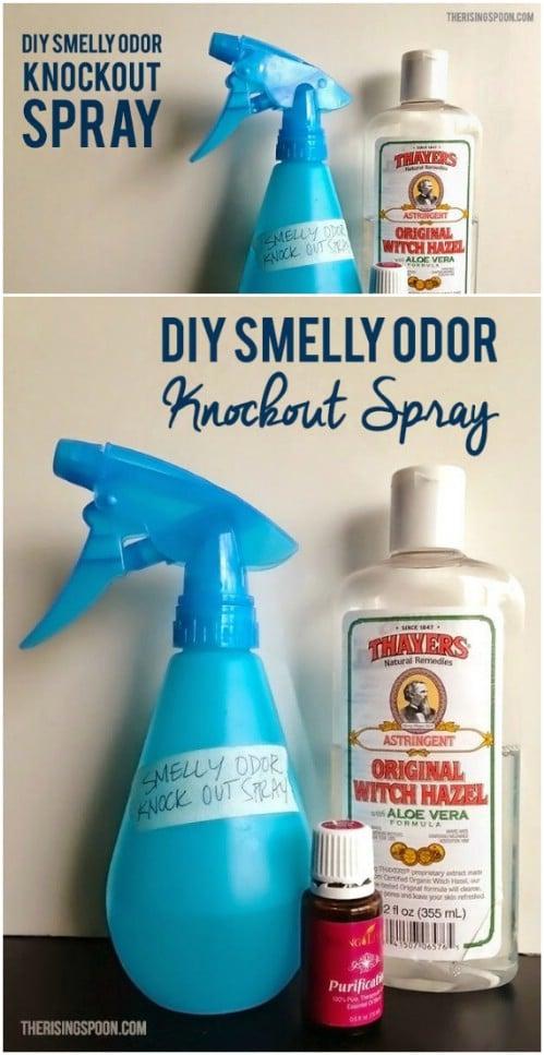 Smelly Kitchen Spray