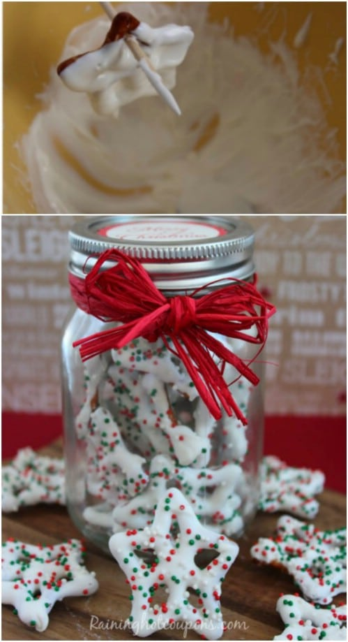 15 Creative DIY Christmas Gifts in a Jar