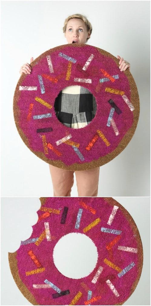 DIY Doughnut Mat