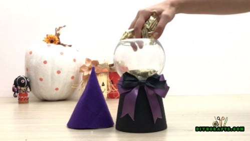Witch Candy Container Tutorial