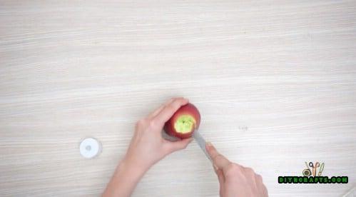 Apple Votive - Tutorial