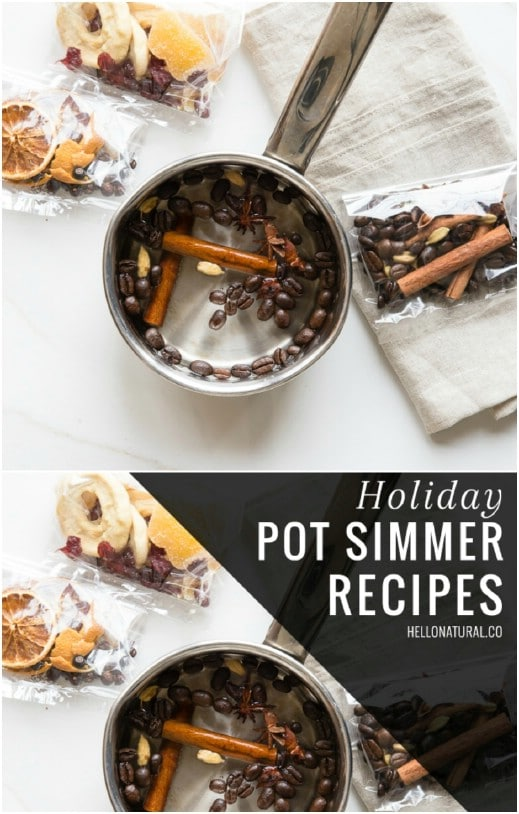 15 Homemade Stovetop Potpourri Recipes