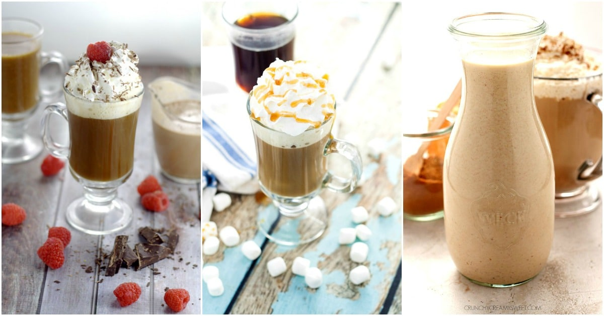 25 Yummy Homemade Coffee Creamer Recipes