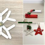 5 DIY Christmas Tree Ornaments You Can Easily DIY {Video Tutorials}