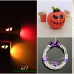 How to Make 5 Spooky DIY Halloween Crafts In Under 5 Minutes