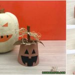 How to Make This Cute DIY Halloween Decoration In Just 2 Minutes