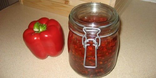 Easy Homemade Pepper Jelly
