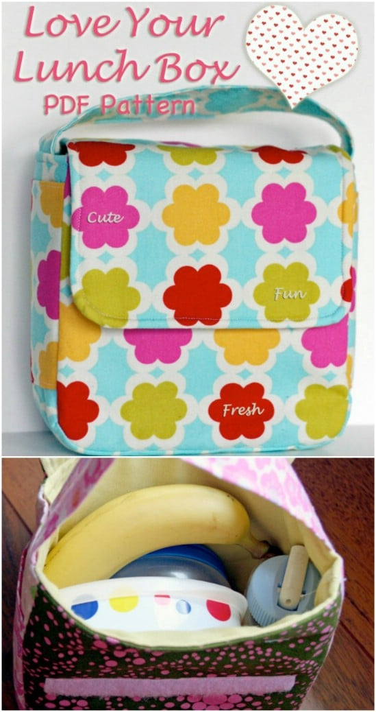 Love Your Lunch Box