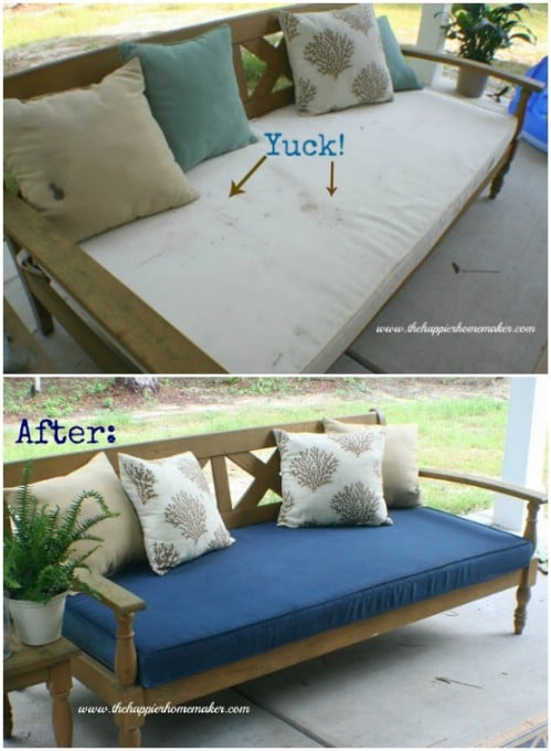 Refurbished Outdoor Cushions