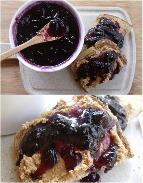 Easy Two Ingredient DIY Grape Jam
