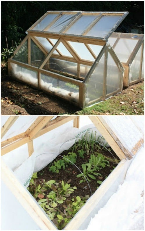 20 Free Diy Greenhouse Plans You Ll Want To Make Right Away Diy