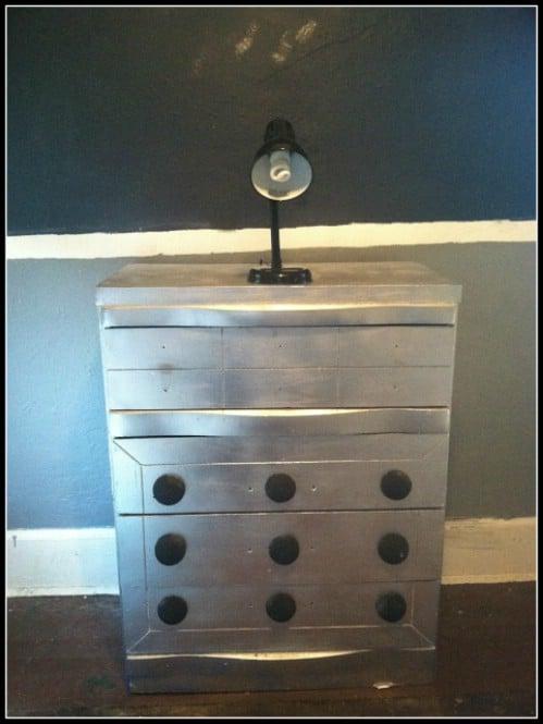 Dalek Dresser
