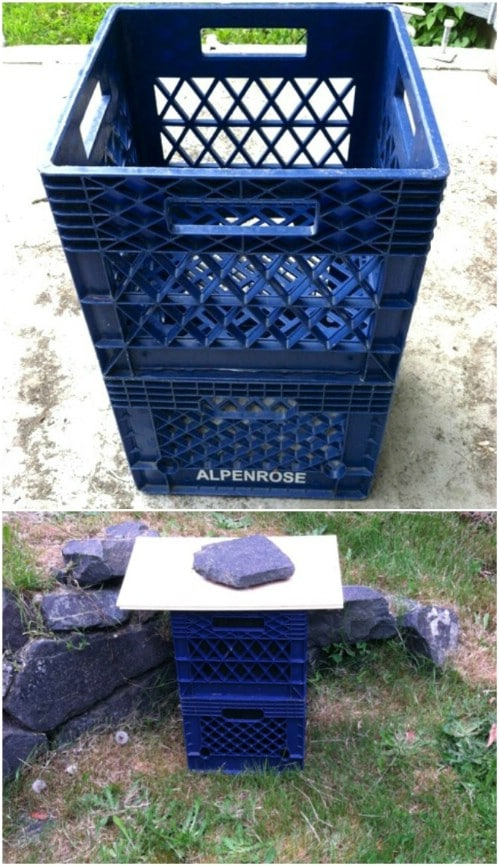 Super Easy DIY Compost Bin