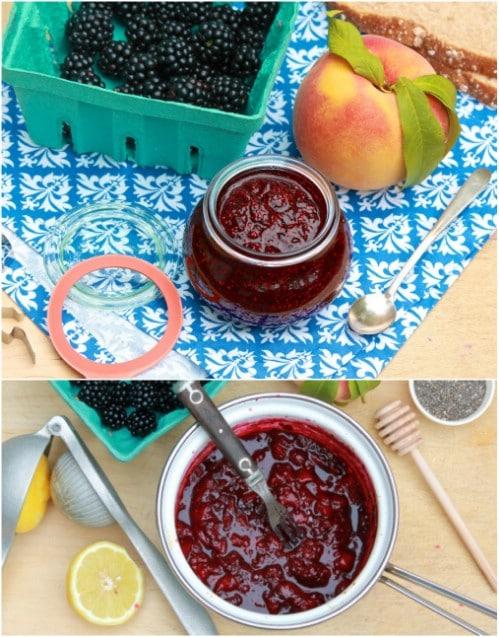 No Sugar Homemade Jam