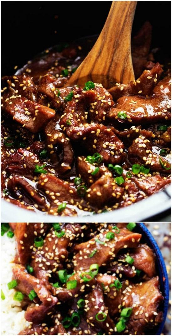 Tender Korean Beef