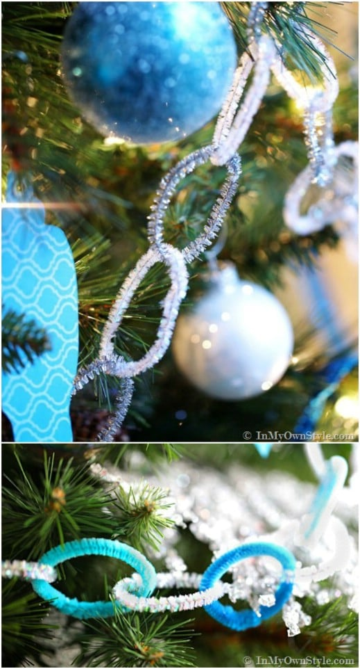 16  Best DIY Christmas Garland Decorating Ideas