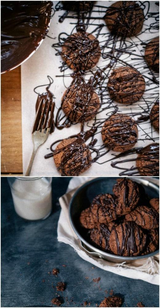 Yummy Homemade Coffee Crumble Cookies