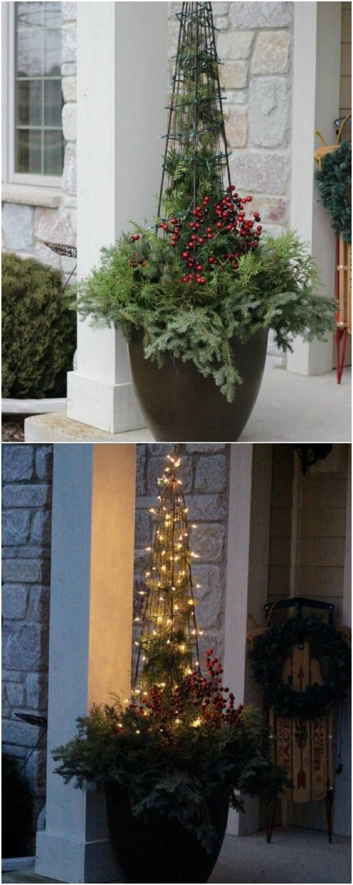 Outdoor Wall Art Ideas Porches