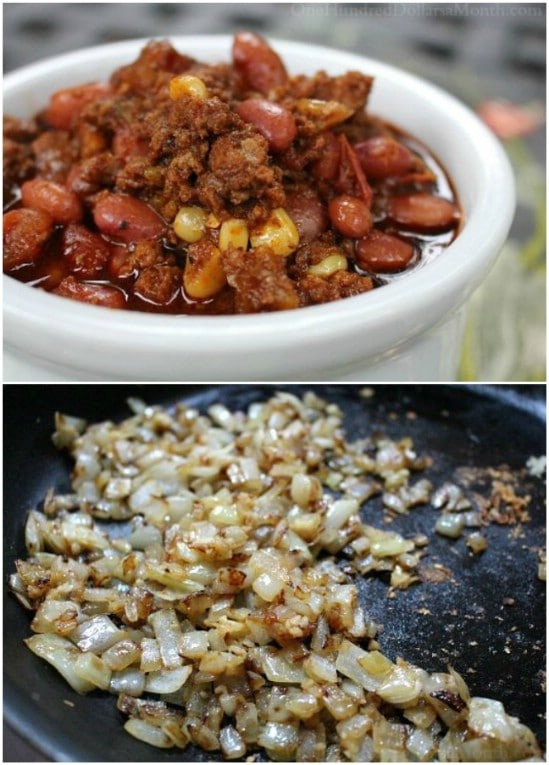 Easy Heirloom Tomato Crock Pot Chili
