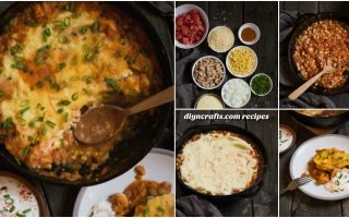 For A Quick And Easy Wholesome Meal, This Chicken Tamale Pie Can't Be Beat