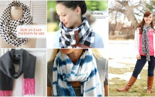 20 Easy DIY Scarves That Will Keep You Stylish And Warm This Winter