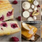 This Lemon Raspberry Loaf Is The Perfect Summer Dessert