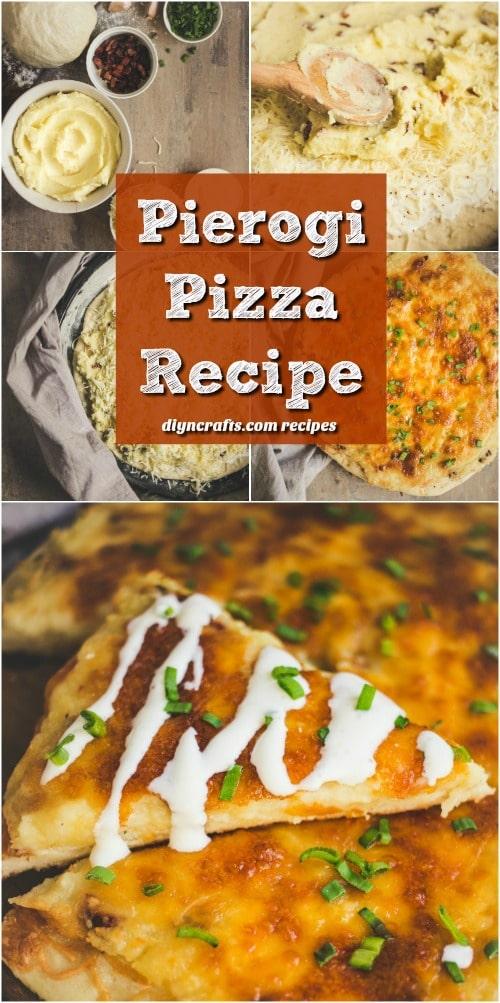 Pierogi Pizza Is A Wonderful Alternative To Plain Old Potato Chips