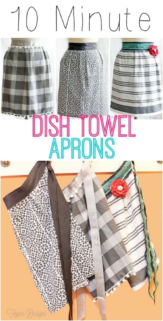 20 Diy Aprons With Free Patterns That Will Keep You