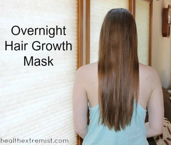 Overnight Mask For Hair Growth