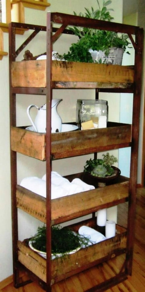 15 Brilliantly Creative Ways To Upcycle An Old Bed Frame ...